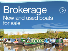 Brokerage new and used boats for sale