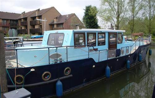 Princess Lily - Coastal Dutch Barge