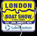 MK Marina & GSA showing new Atlanta 24 at 2013 London International Boat Show